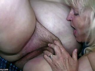 oldnanny बड़े स्तन के साथ मोटा दादी के साथ हस्तमैथुन परिपक्व