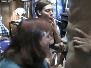 धूम्रपान मुखमैथुन