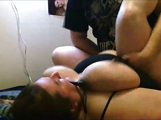 शौकीन और ट्रिनिटी pleasurs: पोस्ट योग सेक्स 4