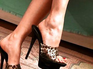 सुंदर पैर, सेक्सी खच्चरों