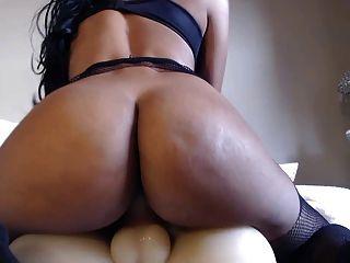 युवा लैटिना कमबख्त Masturbator - वेब कैमरा