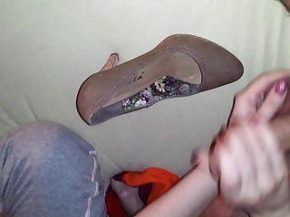 आईसीएच wichse ihn बीआईएस meine ऊँची एड़ी के जूते spritzt में ईआर