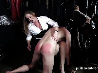 OTK spankings 1 -naughty लड़कों spanked- मिल
