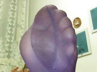 नायलॉन पैर