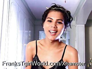 फ्रैंक्स Tgirl दुनिया से केट