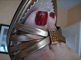 सेक्सी परिपक्व पैर 2