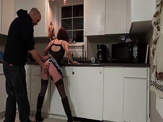 रसोई घर में अजीब