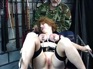 बड़े स्तन का उपयोग