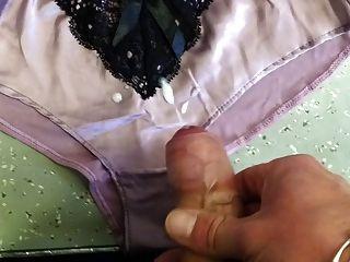 स्खलन culotte पैंटी सह