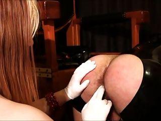 बेहतर मेरे प्रिय के साथ आप बकवास करने के लिए - पट्टा पर महिलाओं का दबदबा 3some