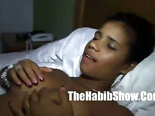 डोमिनिकन पहली बार कैम कमबख्त समलैंगिकों