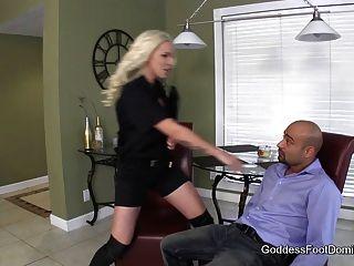 परिवीक्षा अधिकारी कुतिया बूट - महिलाओं का दबदबा बूट बुत