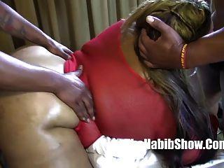 बीबीडब्ल्यू एमएस Thicke redwaters dshot और हेनेसी द्वारा gangbanged