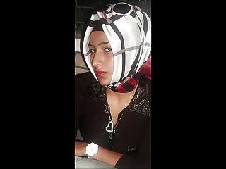 तुर्की अरबी एशियाई hijapp मिश्रण फोटो 20