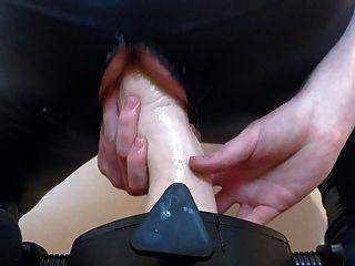 रबर मुट्ठी मुश्किल कमबख्त - एक नया स्टैंड का उपयोग कर मेरे गधे बर्बाद करने के लिए