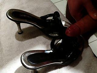 geile जूते वॉन einer Ehe Frau gefickt