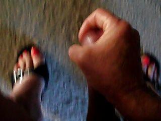 मेरी सेक्सी पैर की उंगलियों
