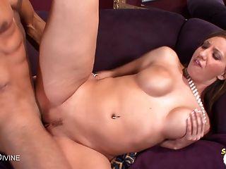 केली देवी उसके बड़े गधे घुसा दिया जाता है!