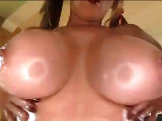 पापा - बिग छाती milf titty गड़बड़ हो जाता है