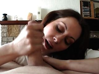 sexyclaire गर्म Handjob