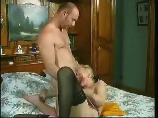 सेक्सी शौकिया परिपक्व जोड़ी