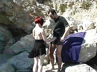 प्यारा लाल समुद्र तट FM14 पर छीन लिया