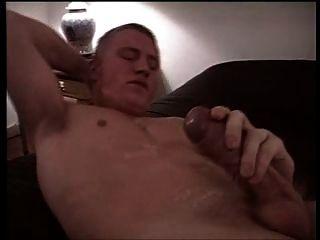 एक बहुत जायके में समलैंगिक सेक्स: गर्म, बालों और कुछ selfsucking