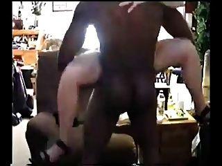 गर्म पत्नी बीबीसी द्वारा barebacked