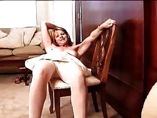 सफेद pantyhose में मेग छूत