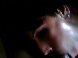 मेरे टीएस GF मुझे एक लील सिर दे