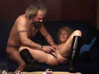 महान जोड़ी - महान परिपक्व सेक्स 2 पं
