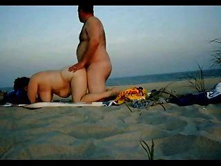 समुद्र तट पर सेक्स
