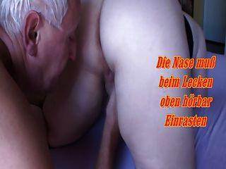 आईसीएच Ficke sie UNS IHR मान filmt UNS Dabei