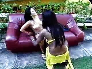 श्यामला और उसके काले किन्नर