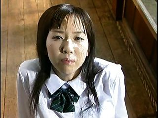 जापान महिला Bukkake