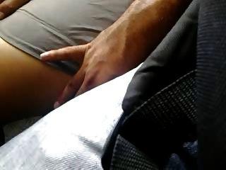 टच बस acariciadas बहुत सेक्सी पैरों PIERNOTAS