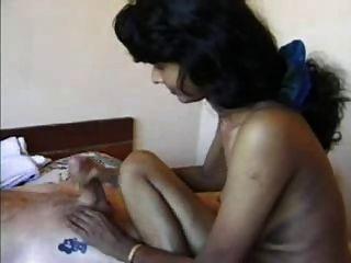 भारतीय Handjob