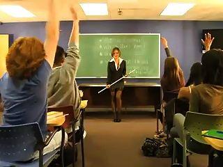 टीला टकीला - शिक्षक के लिए गर्म