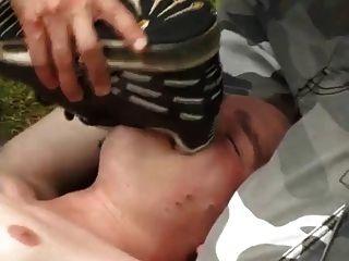 पैरों के शिविर