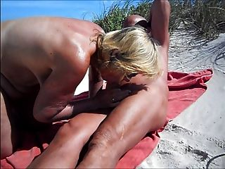 समुद्र तट झटका नौकरी