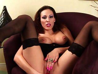 लैला रिवेरा आप के लिए cums!