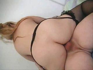 मोटा चीनी सफेद पति के साथ यौन संबंध है