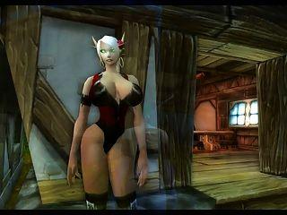 Warcraft: मेरी छोटी रक्त योगिनी, Keyla।