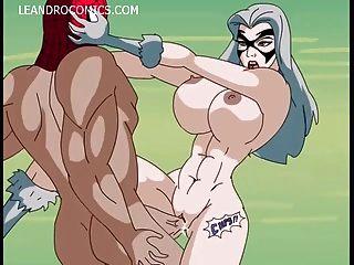 छत पर स्पाइडरमैन सेक्स