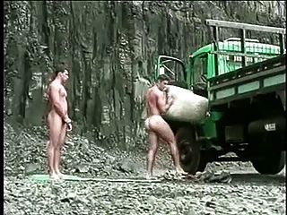 camionero Y Policia