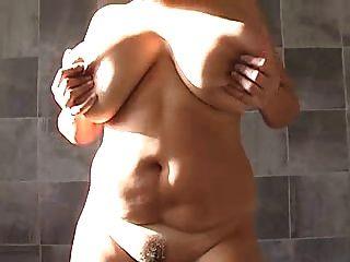 प्यारा ब्रिटिश bbw बड़े स्तन