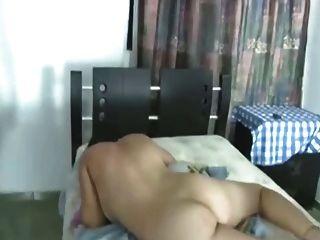 ऊना लिंडा लैटिना चोर 2 Hombres पोर Primera Vez गुदा