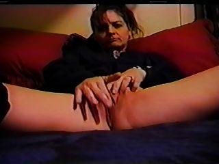 पकड़ा Masturbating