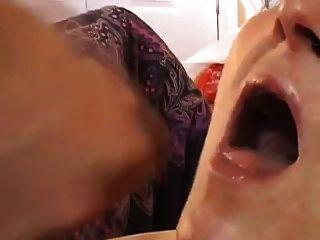 उसके मुँह में supercum