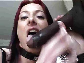 बहुत गर्म वेश्या बीबीसी द्वारा टक्कर लगी है